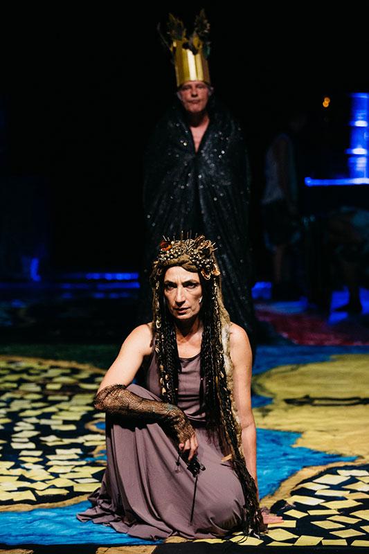 Медея в Театър Азарян, НДК