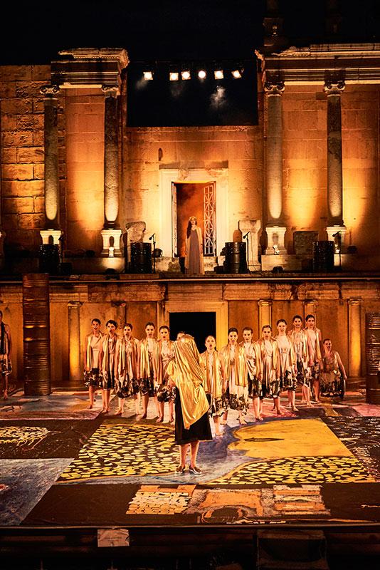 Медея на Античен театър, Пловдив
