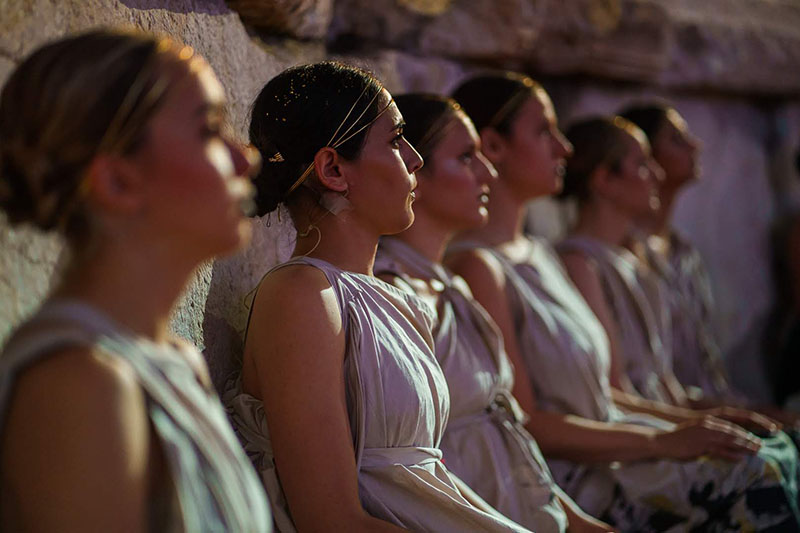Античен хор
