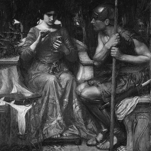 Медея - гръцка трагедия