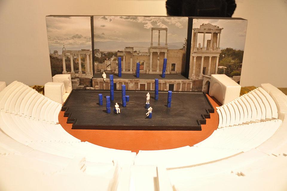 Митове и театър