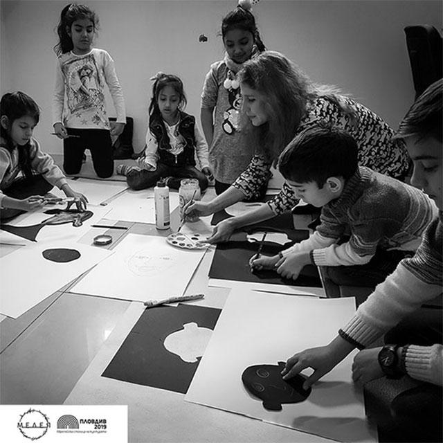 Ромска и турска общност обучение